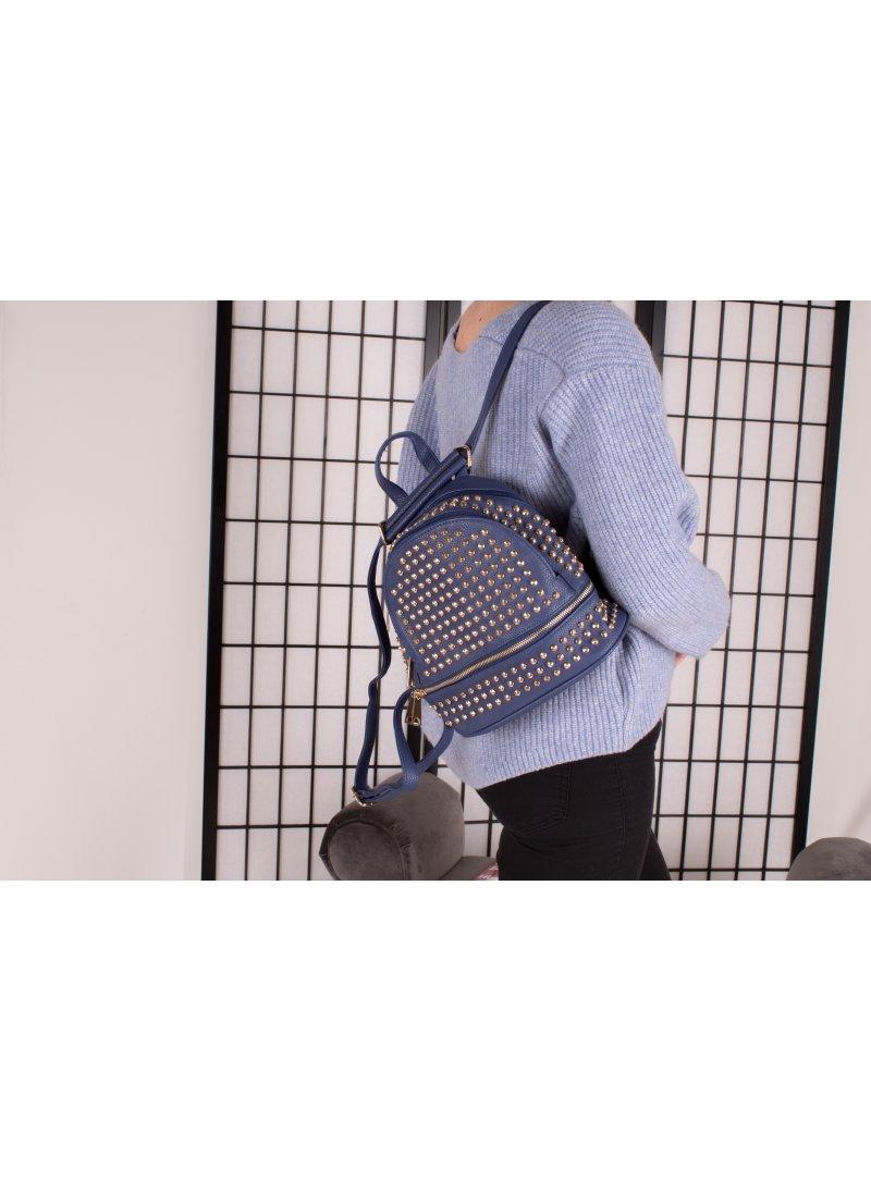 Modrý dámsky batoh Dalia
