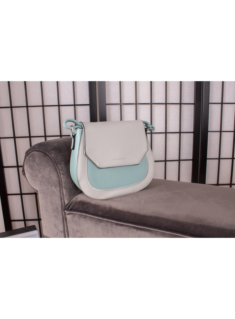 Modro-biela kabelka Silviarosa